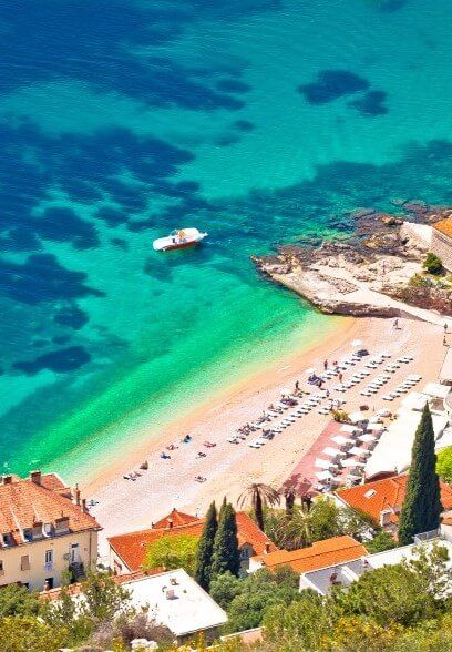 The best beaches in Dubrovnik and surroundings